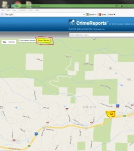 CrimeReport Website 2 (2)